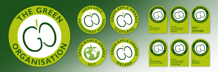 The Green Organisation has a new look