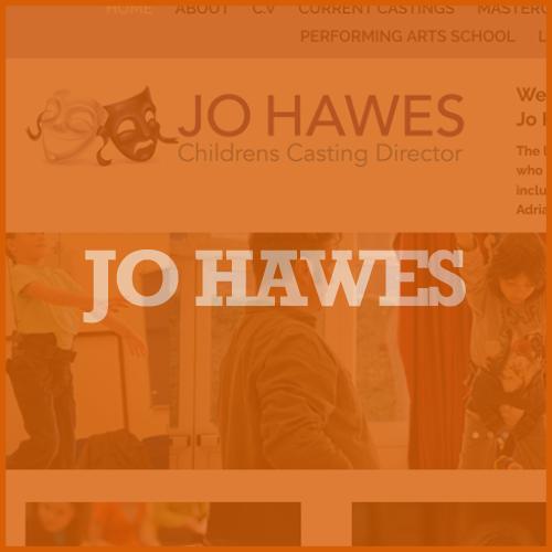 Jo Hawes