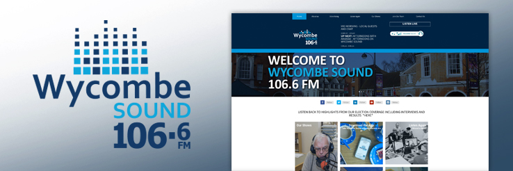 Fresh New Site for Wycombe Sound